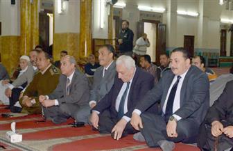أوقاف دمياط تحتفل بذكرى الإسراء والمعراج في مسجد البحر