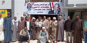 رئيس اللجنة العامة للاستفتاء بالإسماعيلية: جميع اللجان تعمل بانتظام