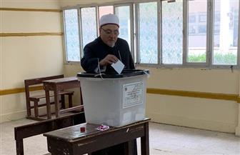 خالد الجندي: المشاركة في الاستفتاء نوع من الشهادة التى لا يقدر عليها إلا من يرى نفسه أهلا لها | صور