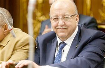 """رئيس """"إسكان النواب"""" يدلي بصوته في الاستفتاء على التعديلات الدستورية بمدرسة أبو رواش بكرداسة"""