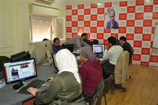 """عمليات """"المصريين الأحرار"""" تتابع مسار الاستفتاء على التعديلات الدستورية"""