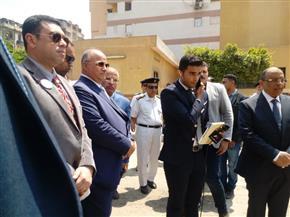 وزير التنمية المحلية ومحافظ القاهرة يتفقدان لجان الاستفتاء على التعديلات الدستورية | صور