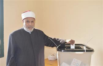 نائب رئيس جامعة الأزهر: كثافة الإقبال على الاستفتاء تعكس ثقة الشعب في القيادة السياسية