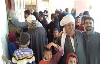 إقبال كبير بلجان الاستفتاء على التعديلات الدستورية في كفر الشيخ | صور