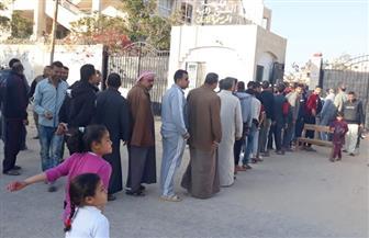 """غرفة عمليات """"مستقبل وطن"""" بشمال سيناء: تزايد إقبال المشاركين في الاستفتاء مع نهاية اليوم الأول"""