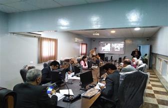 """متابعة سير الاستفتاء بـ""""الفيديو كونفرانس"""" في نبروه"""