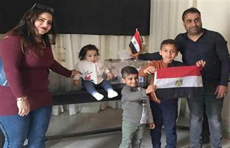 استمرار توافد المصريين على سفارة مصر في مالطا | صور