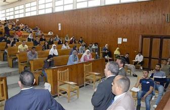 رئيس جامعة القناة: الطلاب أظهروا روحا وطنية عالية في الاستفتاء على التعديلات الدستورية