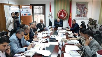 انتظام العمل في جميع اللجان الانتخابية بمحافظة بورسعيد في 111 لجنة