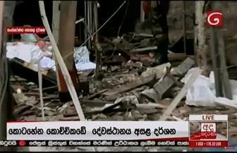 الشرطة: أكثر من 50 قتيلا في انفجارات سريلانكا| صور