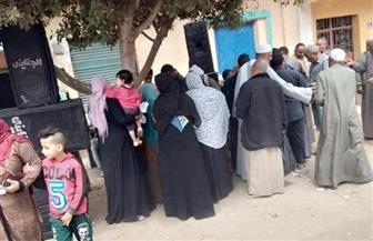 546 لجنة تفتح أبوابها للناخبين في ثالث أيام الاستفتاء على التعديلات الدستورية بالقليوبية