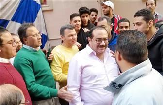 بدء توافد المواطنين على لجان عين شمس والزيتون في ثاني أيام الاستفتاء على التعديلات الدستورية | صور