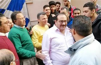 النائب محمد الكومي: حريصون على متابعة اللجان الانتخابية وتسهيل عملية المشاركة فى الاستفتاء