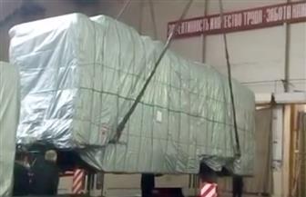 ثاني ترام مكيف يغادر أوكرانيا في طريقه للإسكندرية