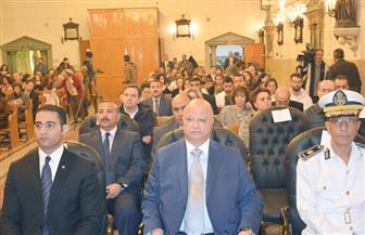 محافظ القاهرة يشارك الأرمن الكاثوليك والأرثوذكس قداس عيد القيامة | صور