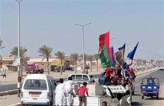 """عمليات """"مستقبل وطن"""" بالبحيرة: إقبال من المواطنين في اليوم الثاني على التصويت بالتعديلات الدستورية   صور"""