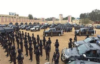 انتشار مكثف لقوات الشرطة لتأمين عملية الاستفتاء على التعديلات الدستورية