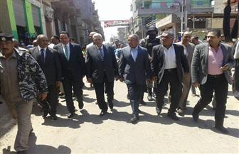 محافظ الدقهلية يتفقد عددا من لجان الاستفتاء على التعديلات الدستورية في السنبلاوين وتمى الأمديد