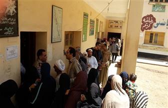 """عمليات """"مستقبل وطن"""": إقبال كبير على التصويت في اليوم الثاني للاستفتاء بالتعديلات الدستورية بسوهاج"""