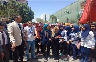 عمليات مستقبل وطن: تزاحم شديد أمام لجان التصويت بمدن وقرى أسيوط
