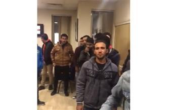 تزايد أعداد المشاركين في الاستفتاء على التعديلات الدستورية باليونان   فيديو
