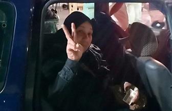 معمرة تتصل بنجدة جنوب سيناء للنزول إلي صناديق الاقتراع | صور