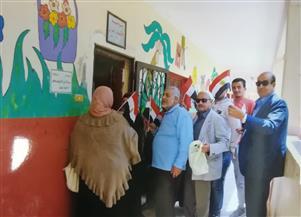 """أمين حزب """"العدل والمساواة"""" بالإسماعيلية: خروج المواطنين للاستفتاء رسالة لأعداء الوطن الذين راهنوا على المقاطعة"""