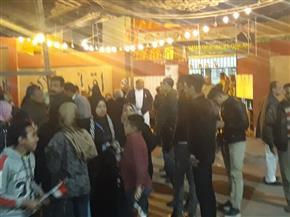 """""""مستقبل وطن"""": تزايد الإقبال على لجان الاستفتاء قبل إغلاق باب التصويت فى بورسعيد"""