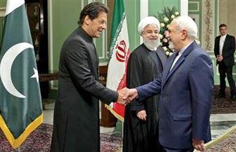 الرئيس الإيراني يستقبل رئيس الوزراء الباكستاني في طهران |صور