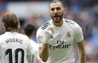 بنزيمة يحقق إنجازا غير مسبوق في ريال مدريد