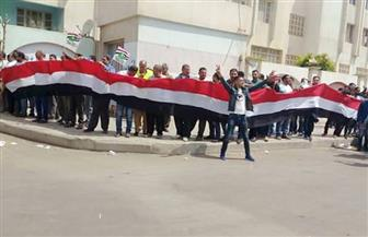 """""""عمليات مستقبل وطن"""" بالغربية ترصد إقبالا كثيفا من المواطنين على لجان الاقتراع"""