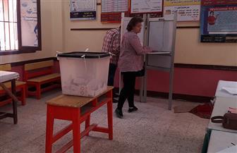 لجان سوهاج تستقبل المواطنين للاستفتاء على التعديلات الدستورية | صور