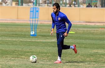 مروان محسن يواصل التأهيل.. وجيرالدو يشارك في التدريبات الجماعية
