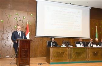 رئيس جامعة القاهرة: نحرص على تقديم الدعم الكامل لكل الطلاب الأفارقة | صور