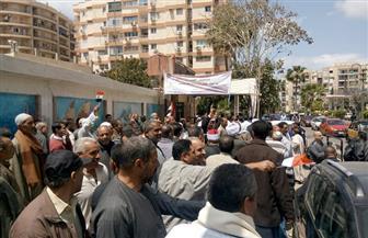 """""""عمليات مستقبل وطن"""" بالإسكندرية: إقبال كثيف للمواطنين في ثالث أيام الاستفتاء على التعديلات الدستورية"""