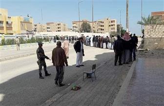 مستقبل وطن بشمال سيناء: انتظام لجان الاستفتاء بالمحافظة وإقبال ملحوظ للشباب