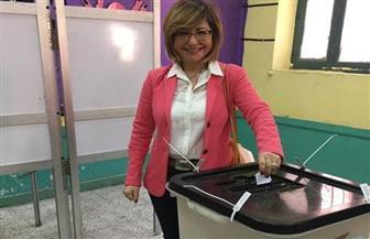لميس الحديدي:  المشاركة واجب على كل مصري