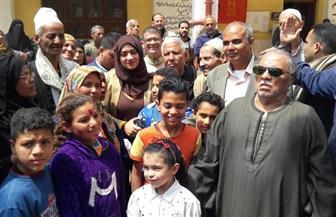 نائبة محافظ القليوبية تتفقد لجان الاستفتاء بمدينة طوخ | صور