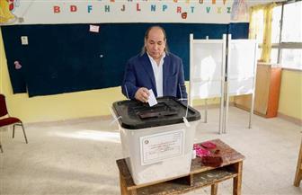 """رئيس """"اقتصادية الوفد"""" يدلي بصوته في الاستفتاء على التعديلات الدستورية ويؤكد ضرورة المشاركة"""