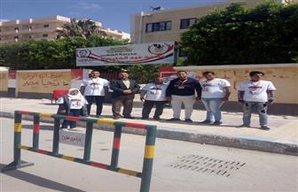 """الحركة الوطنية في مطروح: إرادة المصريين تنتصر على """"خفافيش الظلام"""" بالمشاركة في الاستفتاء"""