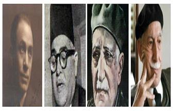 ماذا قال توفيق الحكيم والعقاد وفكري أباظة وزكي طليمات عن توقعاتهم للكتابة في عام 2000؟ | صور