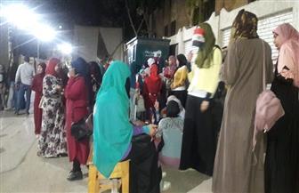مستقبل وطن بسوهاج: تزايد الإقبال على التصويت فى الساعات الأخيرة | صور