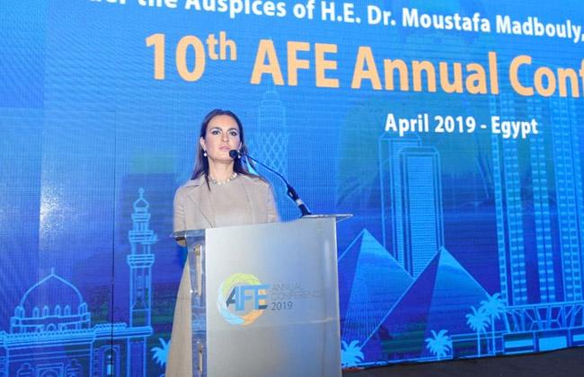 سحر نصر: زيادة في حصة مصر من الاستثمار الأجنبي المباشر عالميا بنسبة 4%