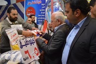 "محافظ بورسعيد يفتتح معرض ""أهلا رمضان""| صور"