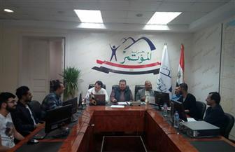 """""""المؤتمر"""" يشيد بنجاح محافظ بورسعيد في تنفيذ التكليفات الرئاسية وتحويل المحافظة إلى مقصد صناعي وسياحي"""