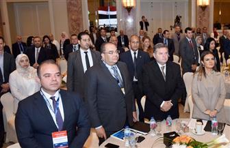 وزيرا الاستثمار والقطاع العام يفتتحان المؤتمر السنوى العاشر لاتحاد البورصات العربية