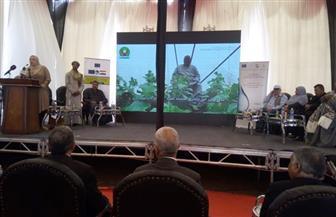 محافظة المنوفية تعقد المؤتمر الأول لروابط مستخدمي المياه بحضور وزير الري | صور