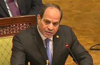 الرئيس السيسى يفتتح القمة التشاورية للشركاء الإقليميين للسودان