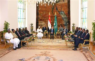 ننشر نص البيان الختامي للقمة التشاورية حول السودان التي عقدت بمبادرة من الرئيس السيسي