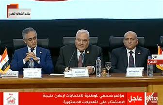 لاشين إبراهيم: الشعب المصري هو مصدر التشريع والسلطات